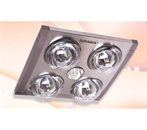 Đèn sưởi nhà tắm Duraqua DQ4N 4 bóng hồng ngoại