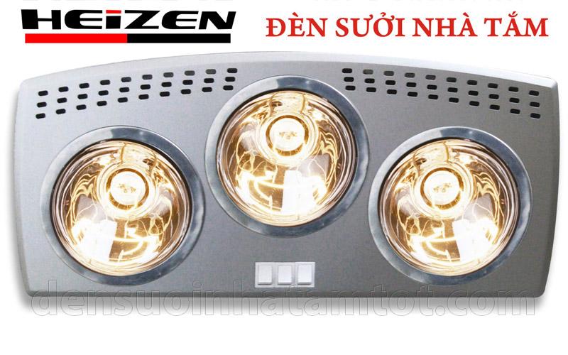 Đèn sưởi nhà tắm Heizen HE3B