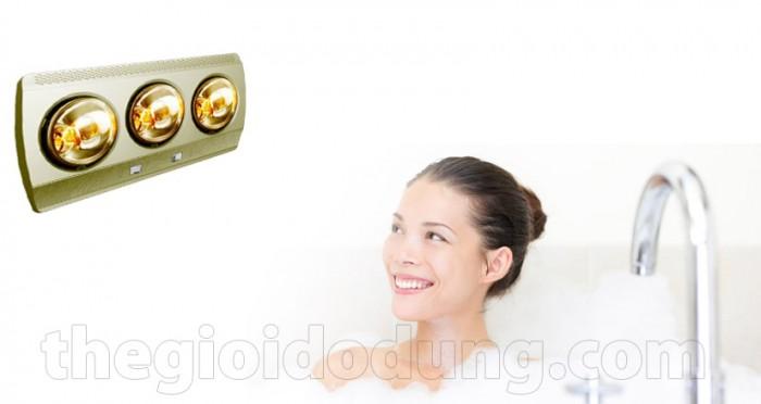 đèn sưởi nhà tắm của Đức bán chạy nhất hiện nay