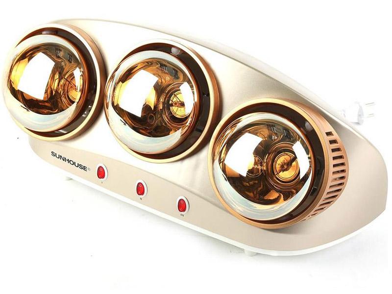 Đèn sưởi nhà tắm Sunhouse SHD3803 giá rẻ hơn với densuoinhatamtot.com