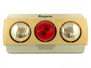 Đèn sưởi ấm nhà tắm Kangaroo KG252A