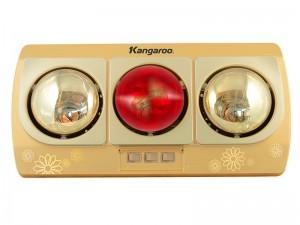 Đèn sưởi ấm nhà tắm Kangaroo KG252B