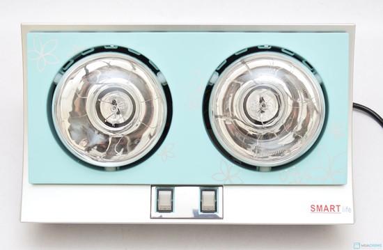 Đèn sưởi nhà tắm SMARTlife 2 bóng