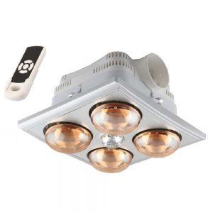 Đèn sưởi nhà tắm Heizen HE-4BR