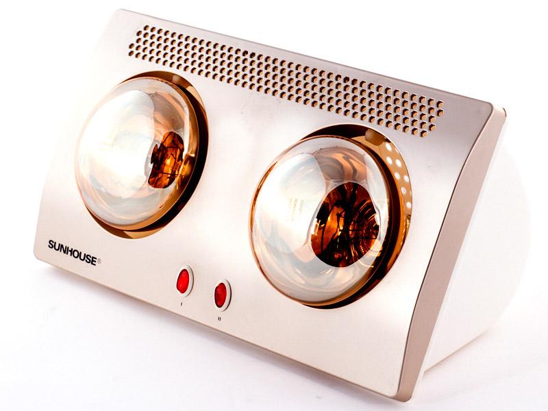 Đèn sưởi ấm nhà tắm Sunhouse SHD3802