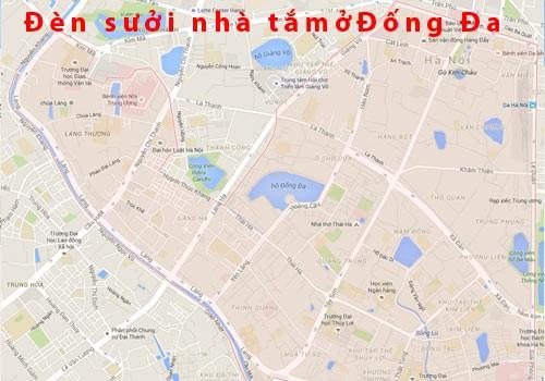 Ban den suoi nha tam khu vuc Dong Da