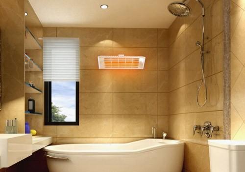 Đèn sưởi nhà tắm có lợi hay có hại