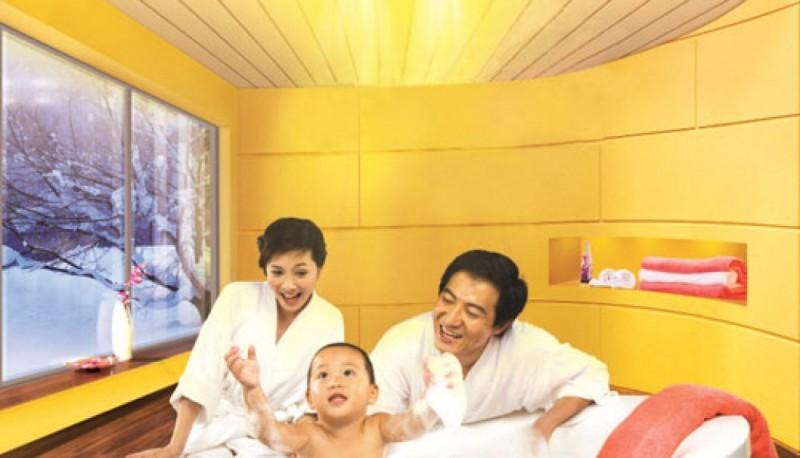 đèn sưởi phòng tắm hans tốt cho sức khỏe cả gia đình