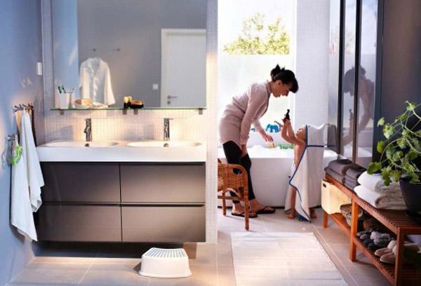 Đèn sưởi nhà tắm Hans sưởi ấm nhanh và tiết kiệm điện