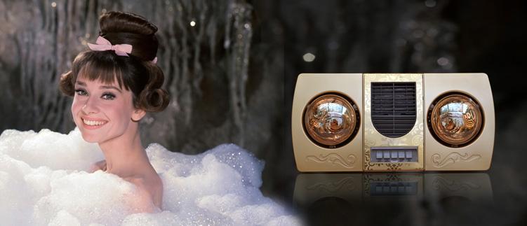 đèn sưởi nhà tắm 2 bóng kèm quạt sưởi phù hợp diện tích nao?