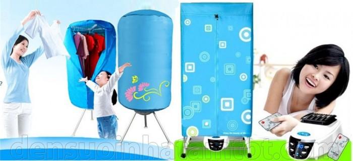 Mua máy sấy quần áo tốt giá rẻ nhất tại Việt Mart