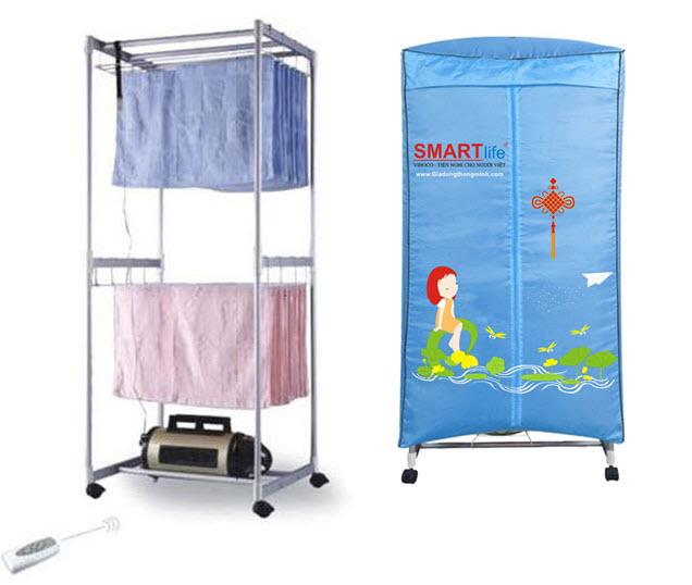 Học cách sử dụng tủ sấy quần áo an toàn và đúng cách