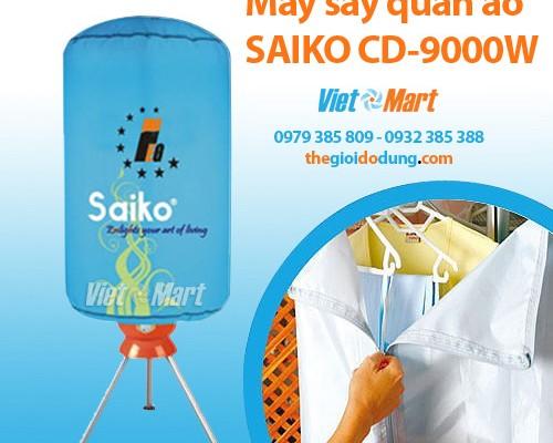 May-say-quan-ao-saiko-cd-9000uv