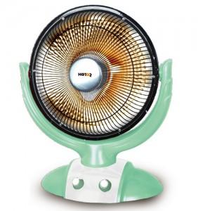 Đèn sưởi quạt sưởi không chói mắt Hotor HT375 L3