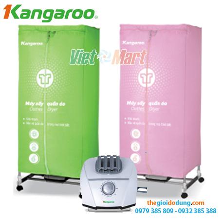 Máy sấy quần áo Kangaroo KG330