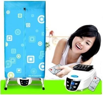 Mua tủ sấy quần áo tại nhà online dễ dàng