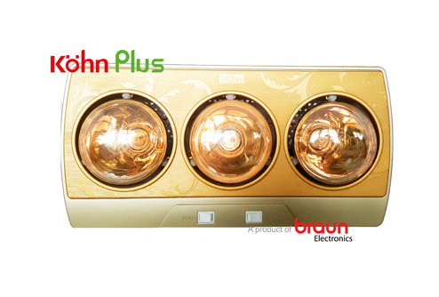 Đèn sưởi nhà tắm Kohn KP03G