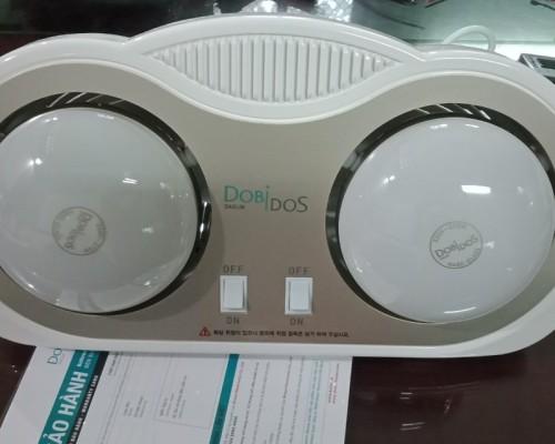 Đèn sưởi nhà tắm Dobidos NS6-1 hai bóng