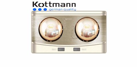 Đèn sưởi nhà tắm Kottman K2B-Q