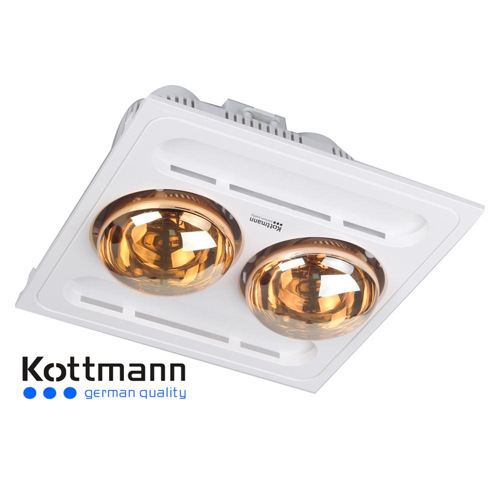 Đèn sưởi nhà tắm Kottman K9-R